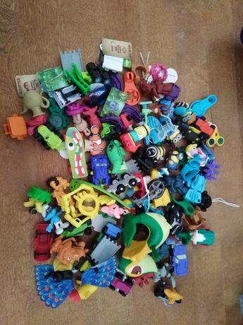 Zabawki z Kinder Jajka