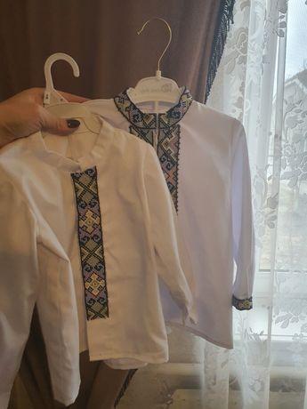 Вишиті сорочки, комплект