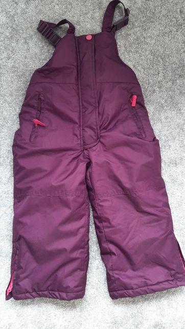 Spodnie narciarskie rozm.98