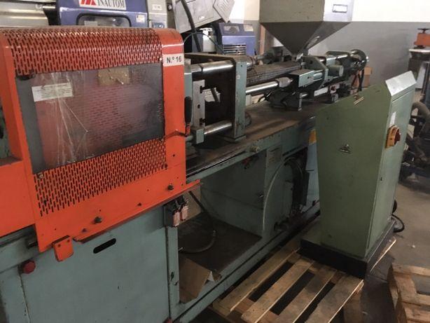 Maquina de Injecção de Plástico 60T PRESMA