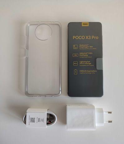 POCO X3 Pro Versão Global Snapdragon 860 6GB 128GB