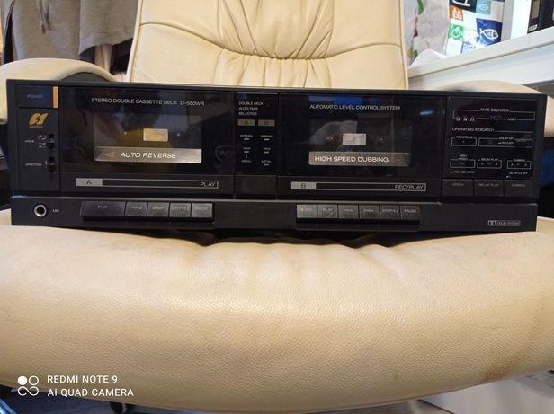 Deck magnetofon sansui D-550WR