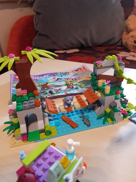 Lego friends 41036 Ratunek niedźwiadka