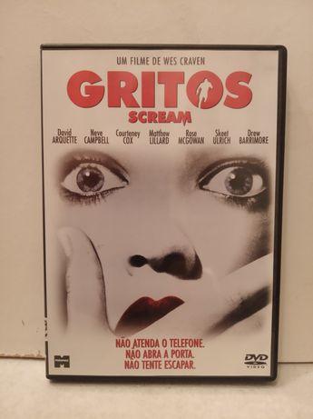 GRITOS. ( dvd )