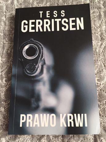 """Tess Gerritsen ,,Prawo krwi"""""""