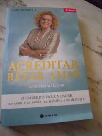 Livro Maria Helena