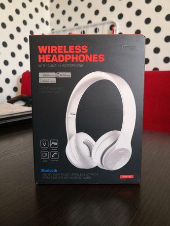 Słuchawki bluetooth FREESTYLE FH0915 kolor biały