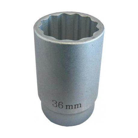 Chave Caixa 1/2 Bihexagonal 36mm NOVA