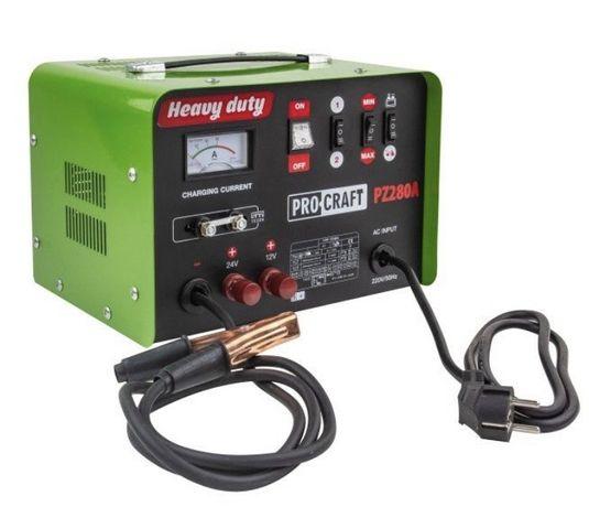 Пуско-зарядное устройство ProCraft PZ280A(12-24В)