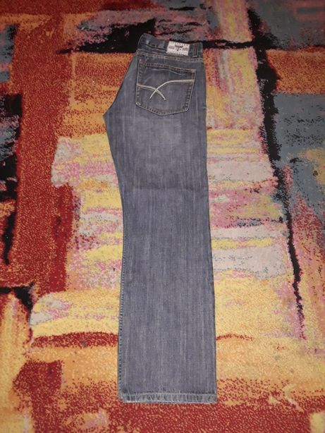 Spodnie męskie jeans Splinter