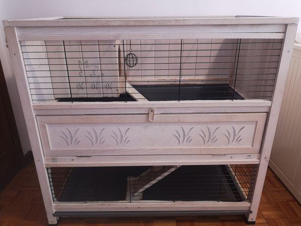 Coelheira/ Gaiola para roedores
