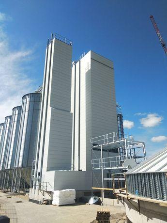 Зерносушарки енергозберігаючі Drytech,Araj(UNIA)