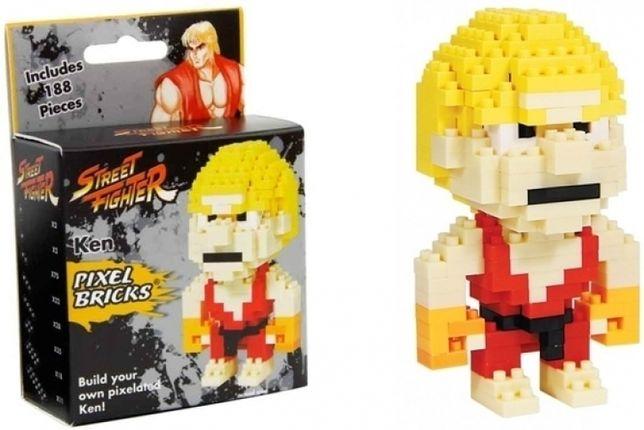 Puzzle 3d - StreetFighter - Ken
