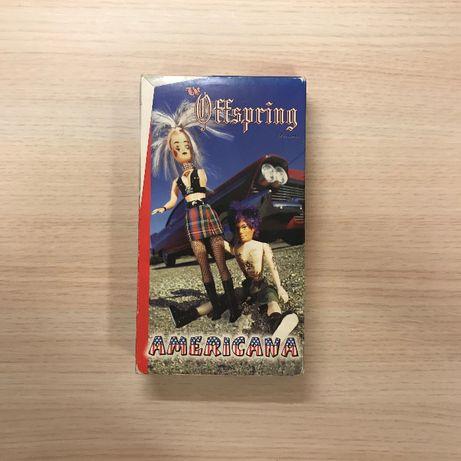The Offspring - AMERICANA - Kaseta VHS - Unikat Film dokumentalny