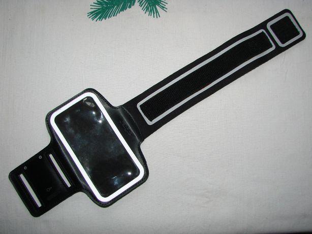 Повязка - чехол на руку для смартфона, телефона, mp3-плеера, iPhone 5
