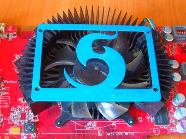 Видеокарта NVIDIA GeForce gt9600 - T2D512