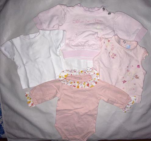 Camisolas bebé menina