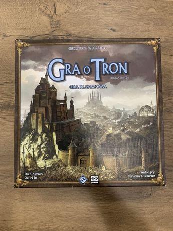 Gra o Tron 2 edycja  gra planszowa gry planszowe gra karciana wymienię