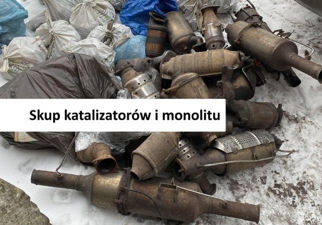 Skup katalizatorów i monolitu Lublin Kraśnik Chełm Zamość Puławy Łuków