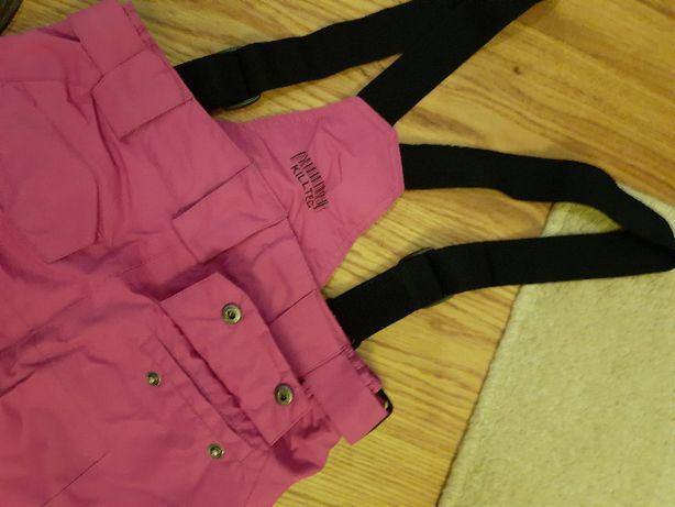 Spodnie narciarskie dziewczęce Killtec 140 cm (dł nogawki-zdjęcie)