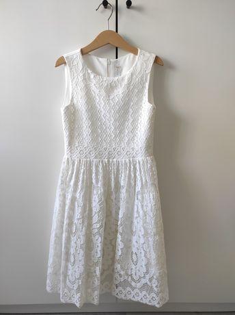 Sukienka Boho dziewczęca r. 140