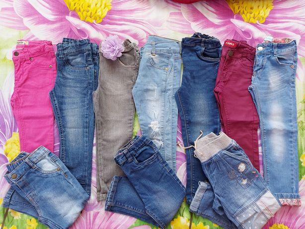 92-104/Комплекты на девочку/джинсы скинни шорты футболка реглан блуза