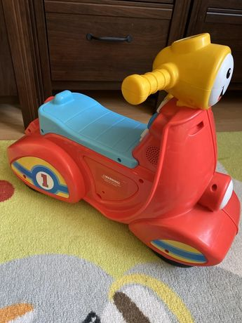 Motorek, jeździk, fisher price, fisherprice