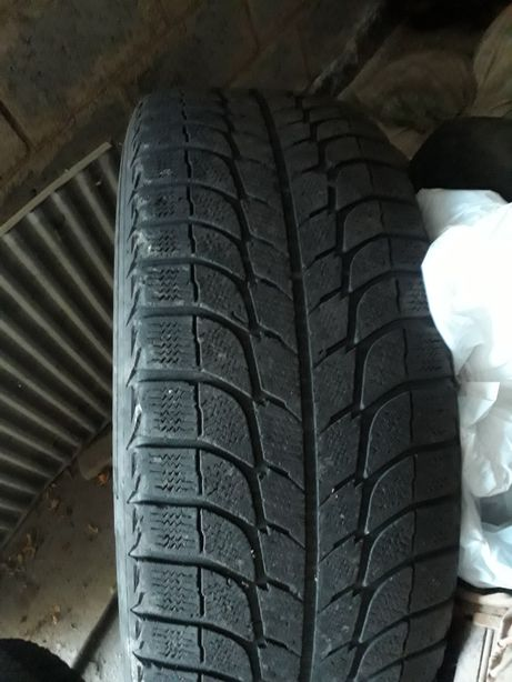 michelin latitude X-Ice 2. 265/70/r17