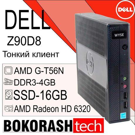 Dell Wyse Z90D8 (AMD G-T56N/DDR3-4GB/SSD-16GB/HD 6320) к.0300008400