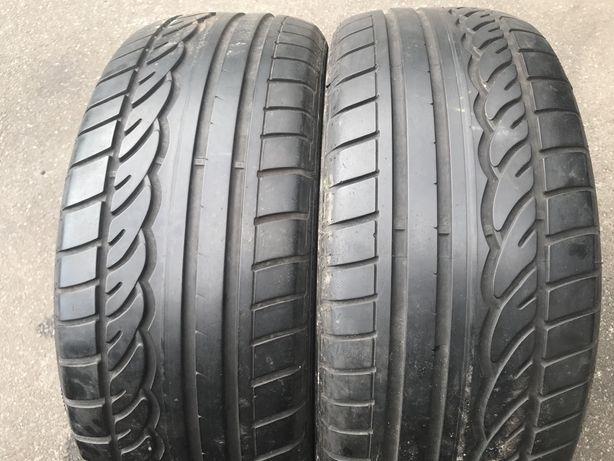 235 50 18 Dunlop SP Sport 01, 2 ШТ. Шины летние