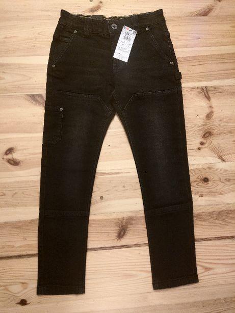 Spodnie dla chłopca Reserved 140 Nowe