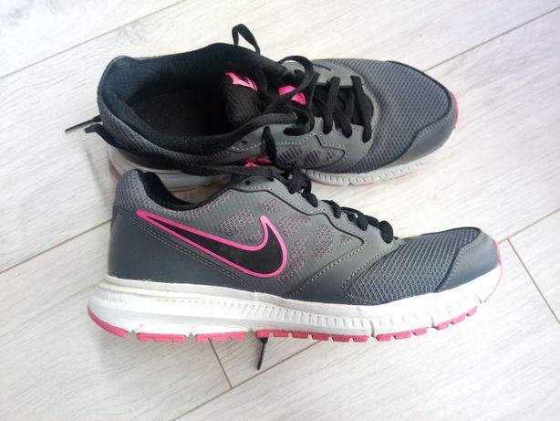 Buty NIKE do biegania szaro-różowe rozm. 40