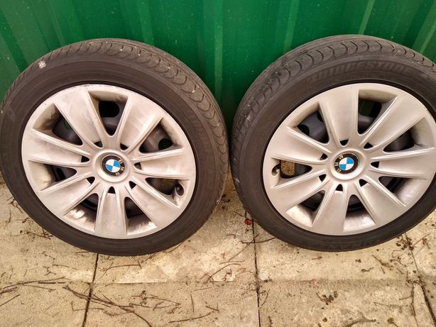 Opony z felgami Bridgestone 195 55 R16 BMW F20 195