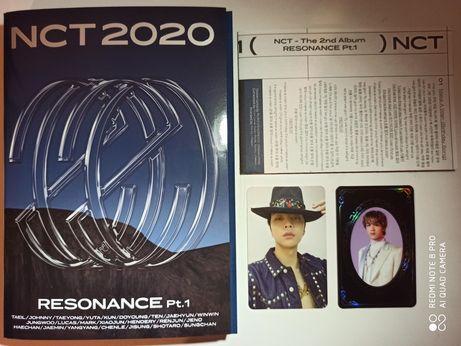Sprzedam album Nct Resonance pt.1 ver. Past