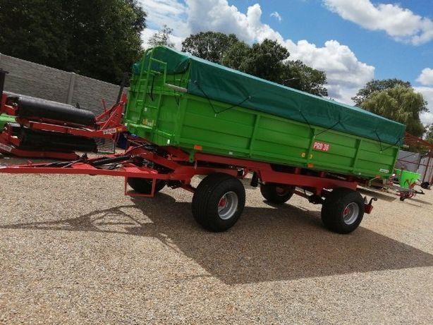 Przyczepa AGROMAR ciężarowa rolnicza Typ PRD 36 (6T)