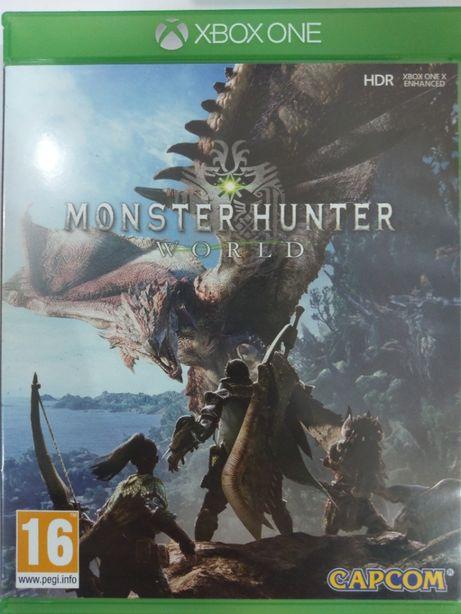 Monster Hunter World Xbox One Uzywana Kraków