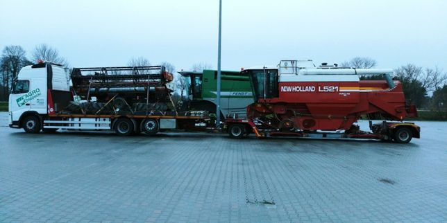 Transport Laverda L 517, 627, 624, 2050, LCS, M400, 410, L525, 3850,