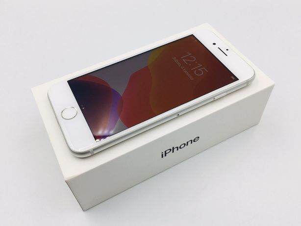 PROMOCJA • iPhone 8 64GB Silver • GWARANCJA 1 MSC • AppleCentrum