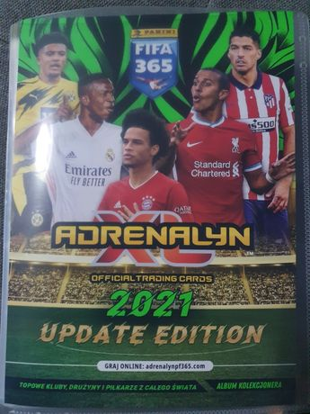 Karty fifa 2021 udate edition