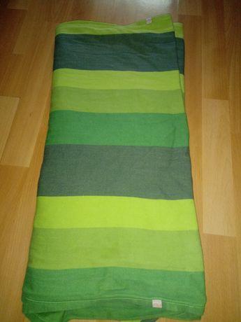 Piekna zielona chusta Natibaby 4,2 m chustonoszenie