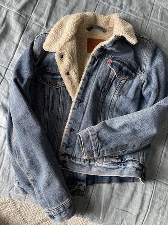 Kurtka jeansowa levis