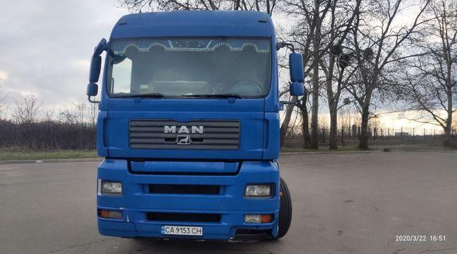 MAN TGA 440 2007