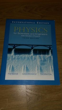 Physics for Scientists and engineers, 3rd edition