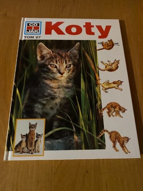Co i jak - koty | tom 27