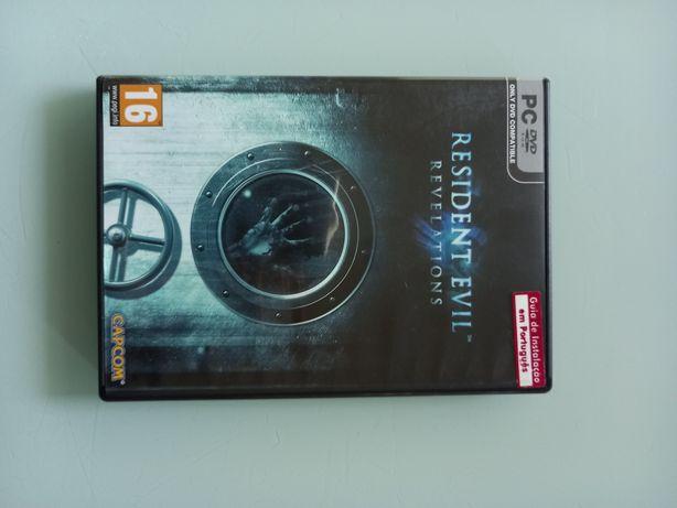 Resident Evil Revelations  (PC DVD - ROM)