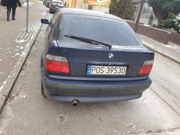 Bmw compact ladny stan