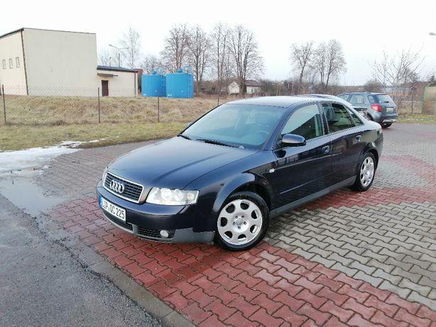 Audi A4 B6 2001r._2.0 benzyna MPI_180tys km_alu_klimatronik_zadbana