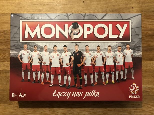 Nowa gra  planszowa monopoly Polska okazja monopol