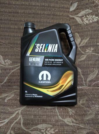 FIAT Selenia 5W30 5л, Petronas, 5W-30, оригинал