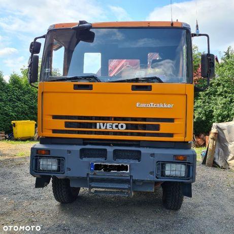 Iveco Eurotrakker  Iveco Eurotrakker Wywrotka HDS 4x4